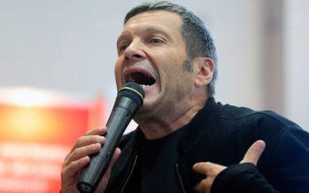 Навальный: Соловьев – үшінші сорттағы ең дарынсыз журналист (ВИДЕО)