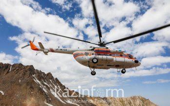 Қырғызстанда тас көшкінінің астында қалған қазақстандықтар құтқарылуда