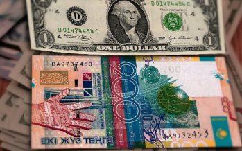 Елімізде доллардың өсуіне байланысты тауарлардың құны қымбаттауы мүмкін