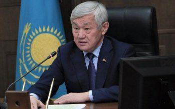 Бердібек Сапарбаев: Спорттағы жетістіктеріміз өте нашар