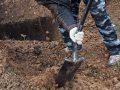 Павлодарда жартылай көмілген қабір жұртты шошытты (видео)