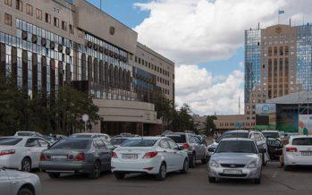 Астанада 10 мың тұрақ ақылы болады